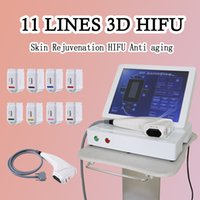 Wholesale best skin products resale online - Best product D hifu Face lifting skin care machine Face portable home ultrasound Remove neck wrinkles machine with best price