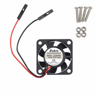 Raspberry Pi Fan Small Computer Fan Raspberry Pi Cooling 30x30x7mm Brushless CPU Cooling for 3 B+