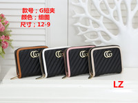 Wholesale lace styles photos for sale - Group buy wallets designers wallet PU leather fashion cross wallet High quality mens designers card wallets pocket bag European style purses hot