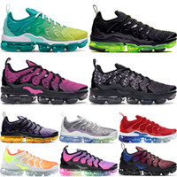Wholesale table grapes for sale - Group buy Plus Tn Rainbow Running Shoes mens Bumblebee Be True Grape Triple Black Designer Shoes Womens Sherbet Team Red Black White Sneakers