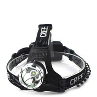 Wholesale aluminum fishing lamps for sale - Group buy High Power Headlamps Miners Lamp T6 Charge Strong Light Led Fishing Outdoor Hunting Aluminum Alloy Probe Portable Flexible ss1F1