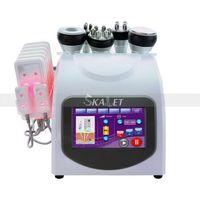 ingrosso macchina di cavitazione ad ultrasuoni di grasso-Fermo disciolto Lipo Laser cavitazione RF Fat 40k cavitazione a ultrasuoni Sistema Macchina corpo dimagrante con CE