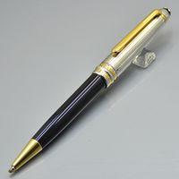 bolígrafo para la venta al por mayor-Venta caliente - alta calidad Meisterstcek 163 bolígrafos Bolígrafos Papelería útiles escolares de oficina con el número de serie de Monte Brands XY2006108