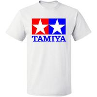 ingrosso migliori giocattoli maschili-TAMIYA Legendary 90's Toy Toy Classic RETNO VINTAGE T-shirt S-3XL Spedizione gratuita Maschio T shirt più venduta
