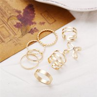 Handmade 1ct Simple Design Thin Copper Bohemian Size 5 Toe Rings Or Finger Ring