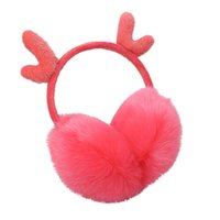 симпатичные наушники для ушей на зиму оптовых-Cat Ear Muffs Earlap Glitter Sequin Earmuffs Headband Cute Plush Butterfly Knotting Ears Winter Warm Adjustable EarmuffsY418