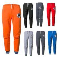 ingrosso joggers ansia magro-2018 Pantaloni sportivi da uomo completi Pantaloni da allenamento fitness da uomo casual elastici Pantaloni sportivi skinny Pantaloni jogger