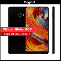 xiaomi phone venda por atacado-Versão global Original Xiaomi Mi MIX 6.4 Polegada Tela Cheia Snapdragon 821 6 GB RAM 256 GB ROM 2040x1080P Telefone VS xiaomi mi mix 2