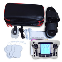TENS UNIT Dual channel output TENS EMS  Electrical nerve muscle stimulator Digital therapy massager Physiotherapy