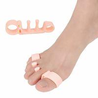 ingrosso grandi bunioni di raddrizzamento del piede-Borsite Corrector Bone Alluce Protector Alluce Valgo Straightener Toe Spreader Strumenti di cura del piede professionale RRA955