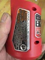 49 batterie großhandel-Adapter für Milwaukee 49-24-2310 48-59-1201 M12 Batterieadapter DC12V und USB 5V
