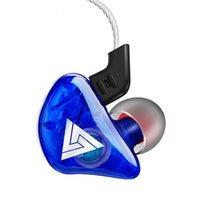 música de células venda por atacado-Qkz ck5 fone de ouvido esporte fones de ouvido estéreo para apple xiaomi samsung music telefone celular correndo fone de ouvido dj com hd mic fone de ouvido