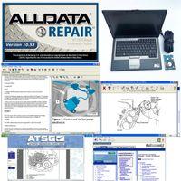 ingrosso diagnostica del computer di nissan-Alldata 10.53 e mitchell in HDD da 1TB installati bene su D630 Laptop 4G per computer diagnostici per auto e camion