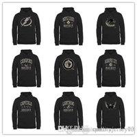 Wholesale gore tex xcr jacket resale online - Men s Lightning Maple Leafs Canucks Jets Capitals Black Rink Warrior Camo Stack Pullover Hoodie Jackets Sweatshirt