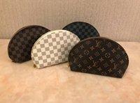 ingrosso fatto di bambù-La borsa di viaggio del progettista del sacchetto di trucco dell'organizzatore delle borse cosmetiche delle donne fa le borse della borsa delle borse del cluch che organizzano la borsa di toilette dell'organizzatore