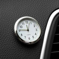 otomotiv süslemeleri toptan satış-Araç Süsleme Otomotiv Saat Oto İzle Otomobiller İç Dekorasyon Çubuk-On Saat Süsler Aksesuar Yılbaşı Hediyeleri