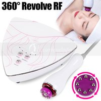 Effective 360°Head Revolve RF Radio Frequency Skin Care Removing Eye Black Circle Anti-age Beauty Salon Machine Home Use