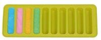 montaj kalıbı toptan satış-Y229 Su Şişesi Dondurma İşaretleyiciler Araçları Kek Araçları için Silikon Ice Cube Tepsi Kalıp Buz Kalıp Çerezler kalıp Uyumlar