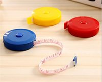 Wholesale hot rolling machines for sale - Group buy Hot Home Garden Portable Retractable Ruler Centimeter Belt Children Height Ruler Centimeter Inch Roll Tape cm quot Measuring Tape Measure