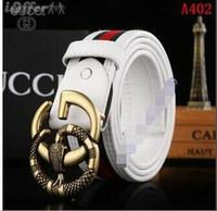 ceinture de vent achat en gros de-GUCCI Louis Vuitton ACE vent et ceinture épaisse ceinture féminine style décoratif mode collocation jeans pin belt0