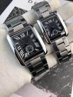 regarder l'accouplement libre achat en gros de-Couples en gros regarder les hommes regardent les femmes montres top marque quartz sports Doyle fuseau horaire romain numérique cadran montre meilleur cadeau livraison gratuite