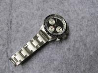 37мм часы мужчин оптовых-37mm Vintage 6239 6240 6263 Paul Newman Мужские наручные часы высшего качества, хронограф, хронограф, все вспомогательные циферблаты, работающие с автоматическим механизмом 7750