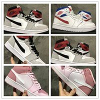 Wholesale first class for sale - Group buy New basketball shoes s top Obsidian UNC Fearless First Class Flight PHANTOM TURBO red Backboard sports sneakers trainer men women