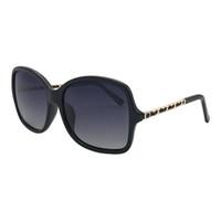 lunettes de soleil polarisées violet achat en gros de-KUPNO C Designer de Mode Lunettes de Soleil Polarisées Noir Cadre Violet Objectif Rapide Livraison Gratuite C09