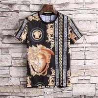 vs kadınlar toptan satış-2019 Yeni Tasarımcı Marka T Shirt Erkekler Için Sıcak sondaj Tops VS Kısa Kollu T-shirt Kadın M-3XL Ücretsiz nakliye Tops