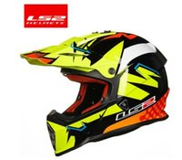 Wholesale ls2 helmet off road for sale - Group buy 100 Genuine Ls2 Mx437 Helmet Off Road Racing Motohelmet Casque Casco Capacetes Motorcycle Helmet Atv Dirt Bike Motocross Helmet