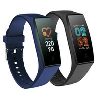 ingrosso gps esterno android ip67-Smart Watch per donna IP67 Impermeabile Bluetooth Cardiofrequenzimetro Pedometro GPS Activity Tracker Calorie Band per nuoto all'aperto