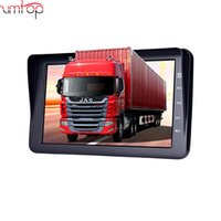Wholesale car bus truck for sale - Group buy Zimtop inch V truck dvr P back and front wilde voltage truck dashboard driving recorder for big and school bus car