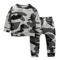 Wholesale vest t shirts boys for sale - Group buy Baby Boy Clothes Set Cotton Long Sleeves Set T shirt Pants New Born Baby Clothing New Born Clothes Set