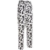 pantalones planos al por mayor-Pantalones de lujo para mujer 2019 Verano Deportes y Ocio Pantalones de vaca Mujeres planas Casual Nueva llegada Diseñador Elástico Cintura Lápiz Pantalón
