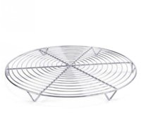 Wholesale used bbq grills resale online - Portable Round Stainless Steel BBQ Grill Multi function Barbecue Accessories For Home Park Camping Use