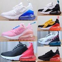 спортивная обувь для детей оптовых-Nike air max 270 Детская обувь Wave Runner Новый стиль кроссовки мальчик девочка милый ребенок тренер модные кроссовки детская спортивная обувь
