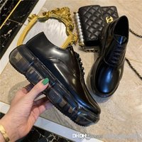 Wholesale air style black shoes resale online - Hot selling Latest Retro Oxford Air Cushion Shoes Stylish Web Celebrity Same Style Recreational Minimalist Comfortable and light Shoes