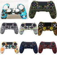 Wholesale custom ps4 controllers resale online - FZl1i PS4 V1 Controller Shell Clear Transparent Housing PS Cover Case Repair Mod Kit For Sony Playstation Custom Limited Edition