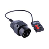 считыватель диагностического кода mercedes оптовых-Гнезда масло сервис сброс диагностический инструмент черный для BMW E30 E34 E36 E39 Z3 Бесплатная доставка