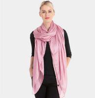 Wholesale thin hijab scarves resale online - Women s New Design Party Scarves Women s fashion Thin Shawls Hijab Stoles Top Quality écharpe de luxe New Brand