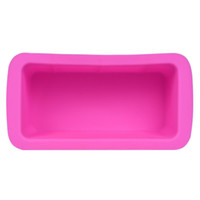 Wholesale loaf bakeware for sale - Group buy ZMHEGW Silicone Bread Loaf Cake Mold Non Stick Bakeware Baking Pan Oven Rectangle Mould