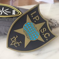 Wholesale IPSC Commemorative velcro armband Tactical PVC Patch IPSC shotting CM CM