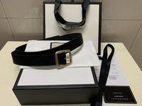 Wholesale big size belts for men for sale - Group buy 2019 Belts for Mens Belts Design Belt Snake Belt Real Leather Business Belts Women Big Gold Buckle