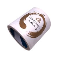 Wholesale company packages online – deals Customized Logo Stickers in Roll Package Company Advertising Adhesive Labels Stickers Printing Round Promotion Adhesive Labels