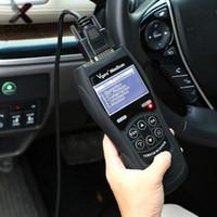 Wholesale vs890 scanner resale online - OBD2 Code Reader Vgate VS890 Engine Analyzer Scanner EOBD OBD2 Autoscanner Code Reader Car Diagnostic Tool