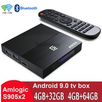 Wholesale f2 for sale - Group buy A95X F2 Amlogic S905X2 Android TV Box GB GB GB Support Dual Wifi G G caja de tv android PK H96 TX3
