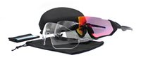 fahrradbrille großhandel-2018 brand new stil 3 objektiv radfahren brille fahrrad radfahren sonnenbrillen geeignet straße berg radfahren polarisati linse mode brillen