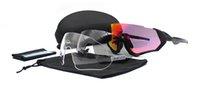 ingrosso nuovissima bicicletta-2018 brand new style 3 lente ciclismo occhiali bicicletta ciclismo occhiali da sole adatto strada mountain cycling polarizati lente occhiali moda