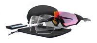 bisiklet gözlükleri toptan satış-2018 Marka YENI stil 3 Lens Bisiklet Gözlük Bisiklet Bisiklet Güneş Gözlüğü Uygun yol dağ bisiklet polarizati lens moda gözlük
