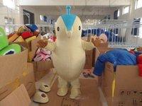 Wholesale baby cartoon customs resale online - High quality hot sale fat baby Hippo Fancy Dress Cartoon Adult Animal Mascot Costume